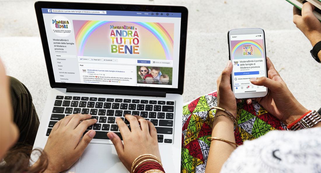 Profili social - Prendiamoci cura dei nostri profili social